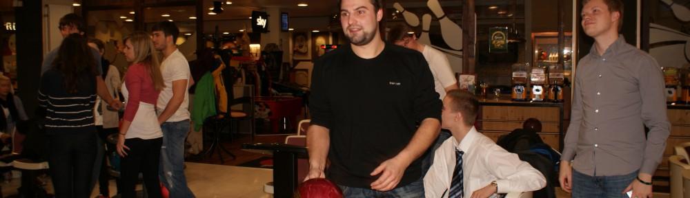 Aftershow Bowling der Jungen Stadt!